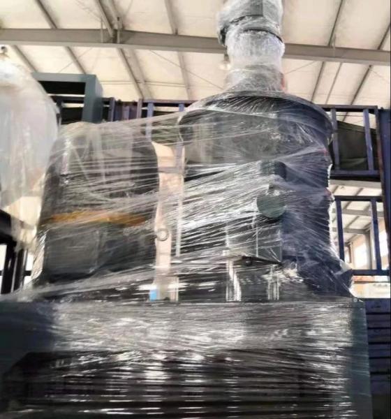 《超微粉碎机设备发货》---一套75粉国标炭黑设备发货